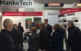 Anbieter Infrarotheizungen MankeTech aus Verl