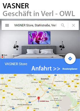 VASNER Geschäft - MankeTech in Verl, OWL