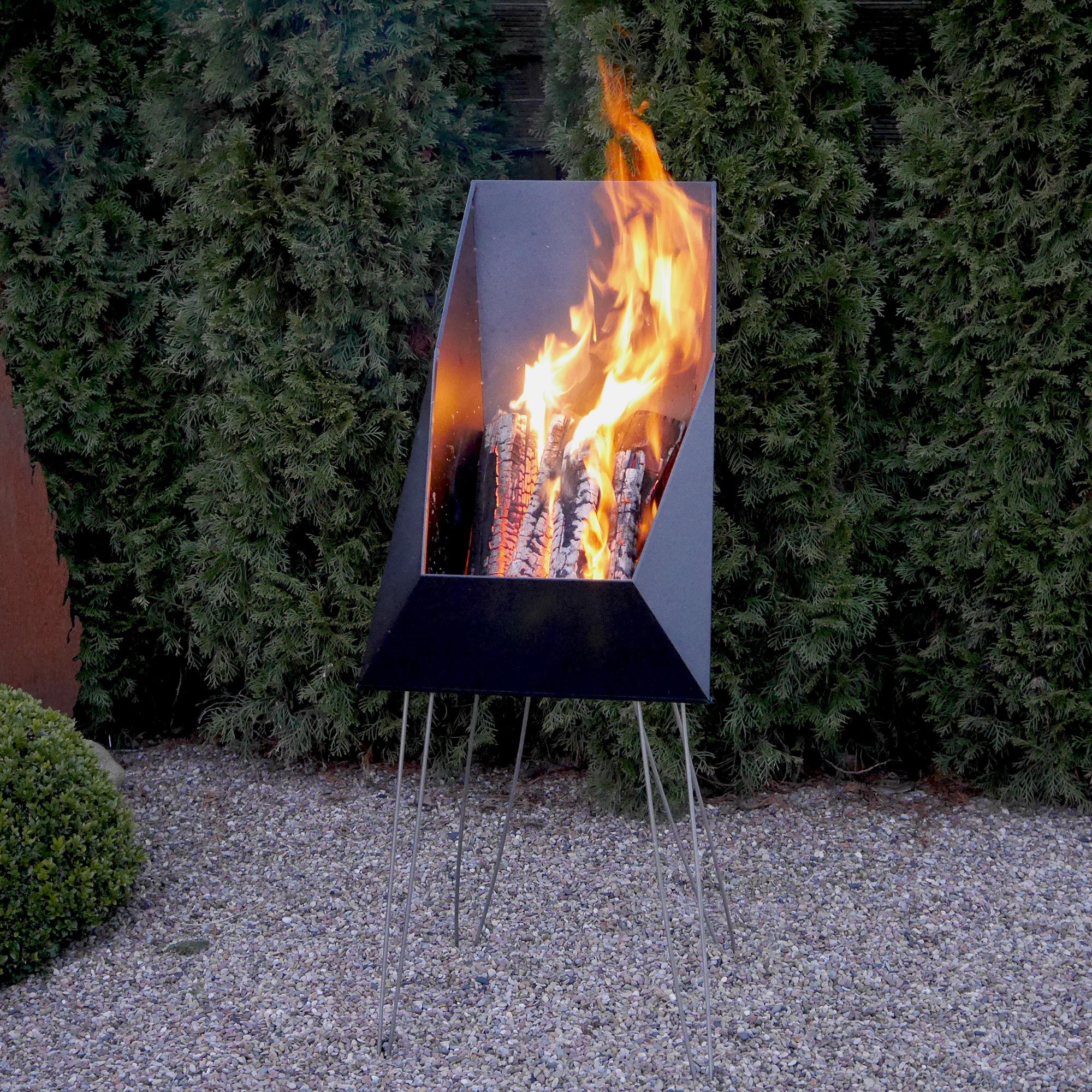 Vasner Merive Feuerstellen Serie Neue Design Feuerkorbe Fur Den Garten Manketech Gmbh