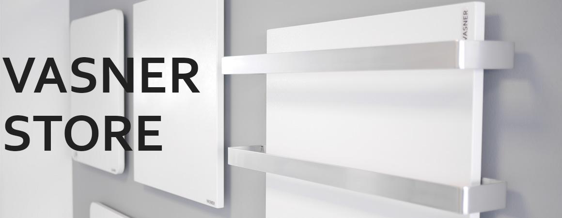 Händler Infrarotheizungen VASNER Store